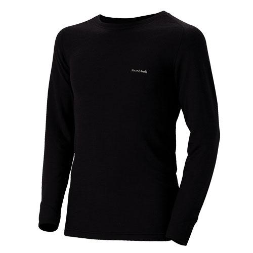 Super Merino 羊毛EXP.圓領衫 Mens #1107241