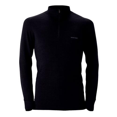 Super Merino 羊毛EXP.高領衫 Mens #1107243