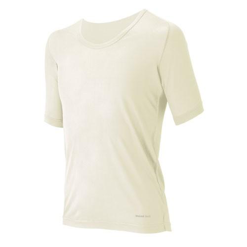 Superior Silk L.W. U領T恤 #1107253