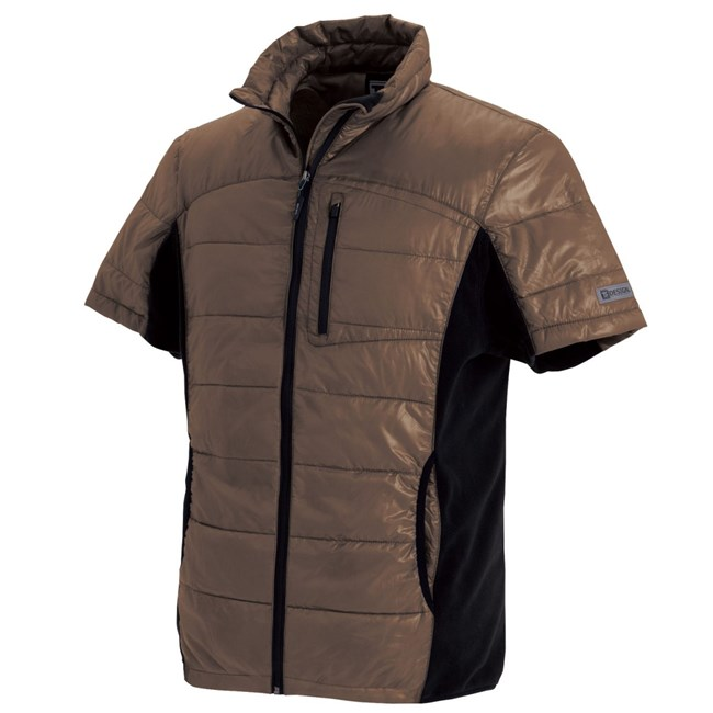 MicroRip保暖輕量短袖外套