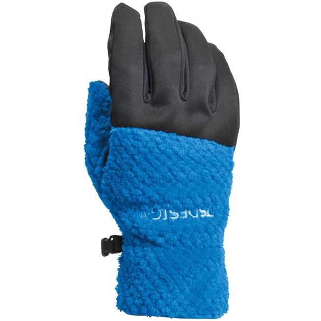 Micro fur手套