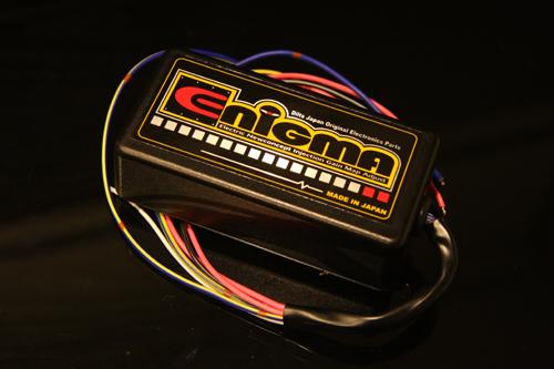 ENIGMA Bluetooth LE / iOS版 供油電腦  JOG-ZR(SA39J)VOX