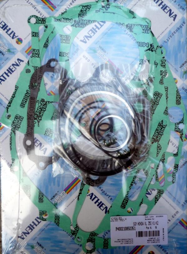 【ATHENA】完整墊片組 - 「Webike-摩托百貨」
