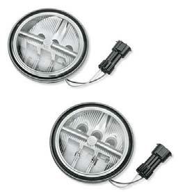 晶鑽型輔助LED燈組