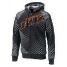 【KTM】INTERLACED ZIP FRONT HOODIE 連帽拉鍊外套