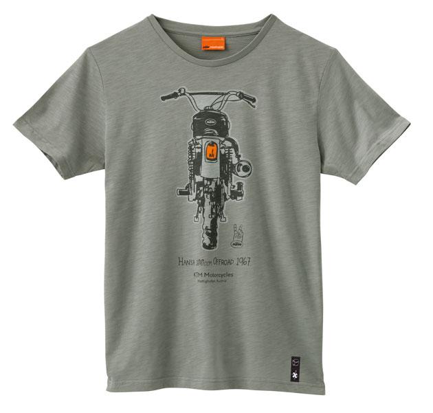 ハンサ Tシャツ Lサイズ