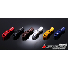 【BIKERS】Mirror Hole Rotating Bar Clamps 後視鏡座/2個組套