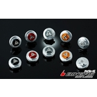 【BIKERS】Swingarm Axle Cap Cover 後搖臂外蓋