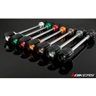 【BIKERS】Front Axle Slider前輪軸滑塊(防倒球)