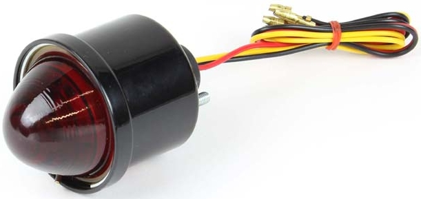 【ZERO DESIGN WORKS】復古型尾燈 - 「Webike-摩托百貨」