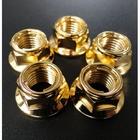 【BRC】後齒盤安裝用金電鍍螺帽