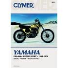 【CLYMER】YZ250/DT250/DT360/DT400 維修手冊【英文修正版】