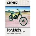 【CLYMER】DT125/YZ125/DT175/DT100/YZ80 維修手冊【英文修正版】