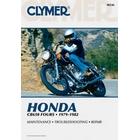 【CLYMER】CB650 維修手冊【英文修正版】