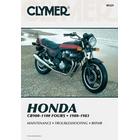 【CLYMER】CB1100F/HORNET900/CB1000 維修手冊【英文修正版】