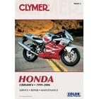 【CLYMER】CBR600 維修手冊【英文修正版】