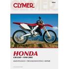 【CLYMER】CR125 維修手冊【英文修正版】
