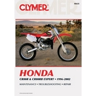 【CLYMER】CR80 維修手冊【英文修正版】