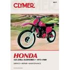 【CLYMER】CR125/CR250 維修手冊【英文修正版】