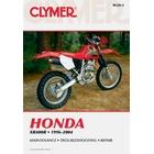 【CLYMER】XR400 維修手冊【英文修正版】