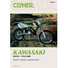 【CLYMER】KX250 維修手冊【英文修正版】