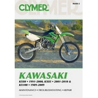 【CLYMER】KX85/KX100/KX80 維修手冊【英文修正版】