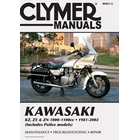 【CLYMER】Z1000J/Z1000/Z1000P (Police)/Z1100/ZZR1100/Z1000