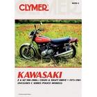【CLYMER】Z1000Mk II/Z900/Z1000/Z1-R/Z1000
