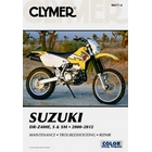 【CLYMER】DR-Z400/DR-Z400S/E 維修手冊【英文修正版】