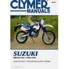 【CLYMER】DR250S/DJEBEL250 (DR-Z250)/DR350 維修手冊【英文修正版】