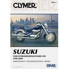 【CLYMER】INTRUDER C1500/BLUEBIRD650 維修手冊【英文修正版】
