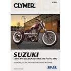 【CLYMER】BLUEBIRD650/SAVAGE400/SAVAGE650 維修手冊【英文修正版】