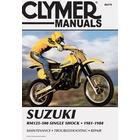 【CLYMER】RM125/RM250 維修手冊【英文修正版】