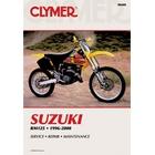 【CLYMER】RM125 維修手冊【英文修正版】