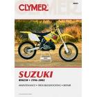 【CLYMER】RM250 維修手冊【英文修正版】