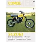 【CLYMER】RM50/RM80/RM125/RM250/RM100 維修手冊【英文修正版】