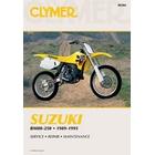 【CLYMER】RM80/RM125/RM250/RMX250 維修手冊【英文修正版】