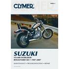 【CLYMER】INTRUDER1400/BLUEBIRD650 維修手冊【英文修正版】