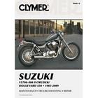 【CLYMER】INTRUDER C800/INTRUDER M800 (BOULEVARD M50)/INTRUDER750 維修手冊【英文修正版】