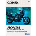【CLYMER】VF750 Interceptor 維修手冊【英文修正版】