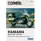 【CLYMER】ROYALSTAR1300/VENTURE1300 維修手冊【英文修正版】