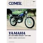 【CLYMER】DT125/DT250/DT400/DT175/DT100 維修手冊【英文修正版】