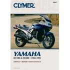 【CLYMER】FJ1100/FJ1200 維修手冊【英文修正版】