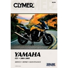 【CLYMER】FZS1000 FAZER/FZ1 (FZ1N) 維修手冊【英文修正版】