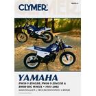 【CLYMER】PW50/BW80/PW80 維修手冊【英文修正版】