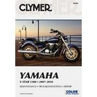 【CLYMER】V-Star 1300 維修手冊【英文修正版】