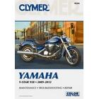 【CLYMER】V-Star 950 維修手冊【英文修正版】