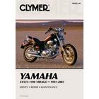 【CLYMER】VIRAGO1100/VIRAGO535/VIRAGO750 維修手冊【英文修正版】