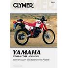 【CLYMER】XT600 TENERE/TT600 維修手冊【英文修正版】