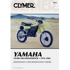 【CLYMER】YZ125/YZ250/YZ400F 維修手冊【英文修正版】